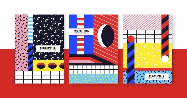 Memphis omslagcollectie