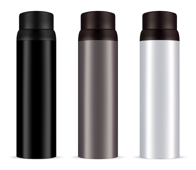 Men deodorant spray aluminium kan instellen
