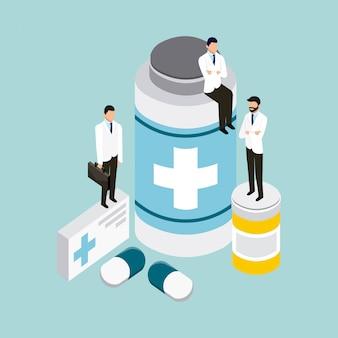 Mensen digitale gezondheid