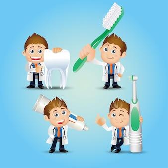 Mensen instellen - beroep - tandarts