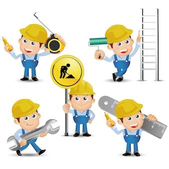 Mensen instellen beroep werknemer