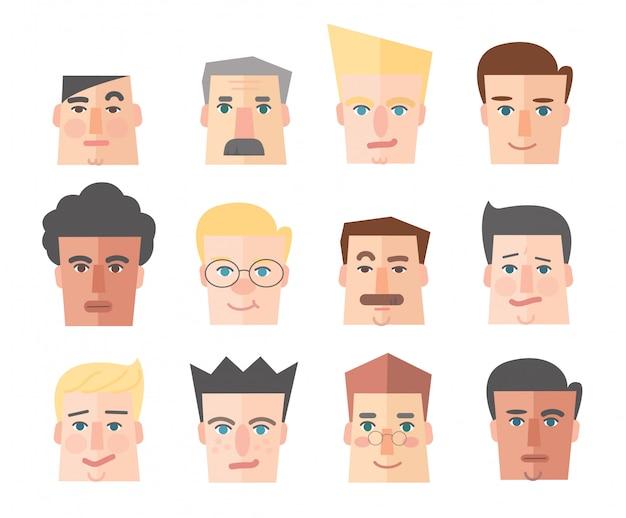 Mensen pictogram