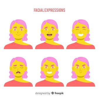 Mensen tonen emoties