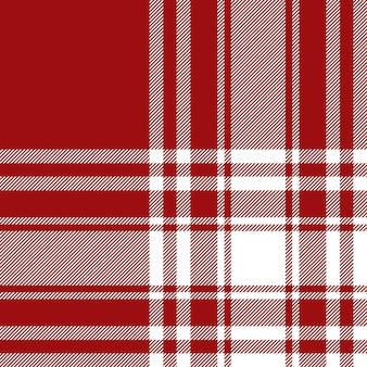 Menzies tartan rode kilt stof textuur naadloze patroon achtergrond