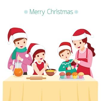Merry christmas familie groet