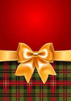 Merry christmas sjabloon kaart