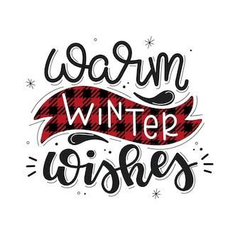 Merry christmas wenskaart ontwerp