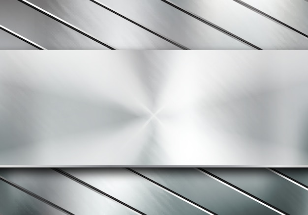 Metalen textuur achtergrond