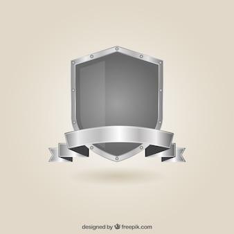 Metallic schild
