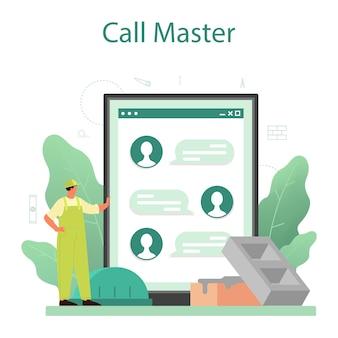 Metselaar online service of platform.