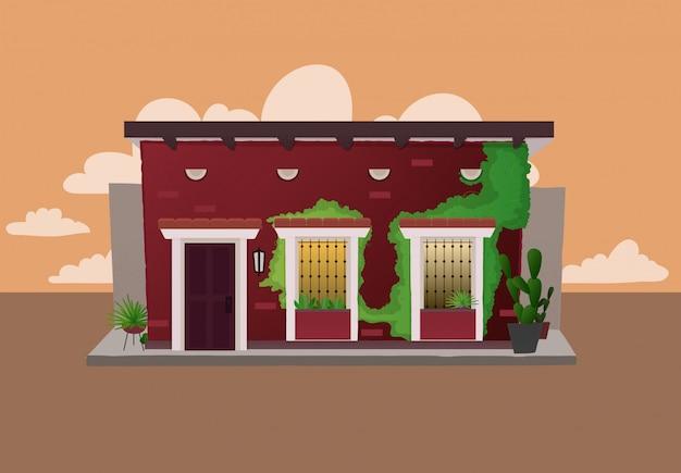 Mexicaans huis