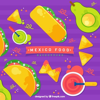 Mexicaans voedselpatroon