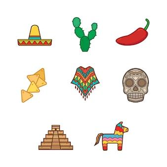 Mexicaanse icooncollectie