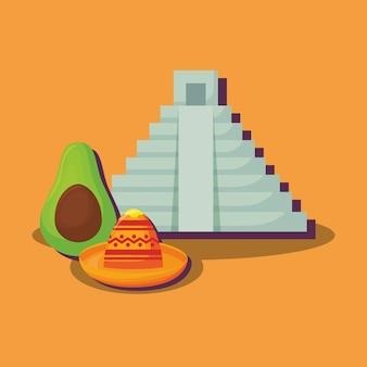 Mexicaanse piramide