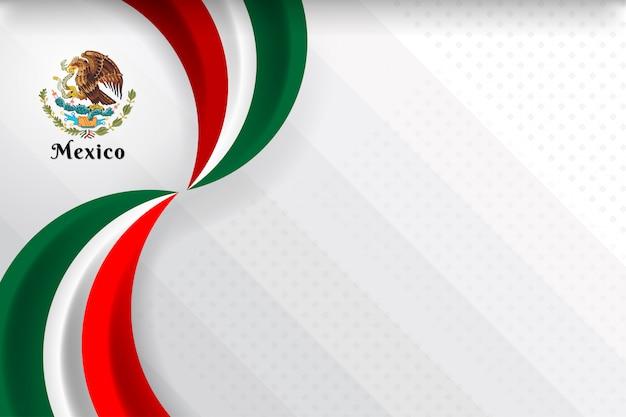 Mexico achtergrond voor vakantie