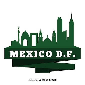 Mexico df logo