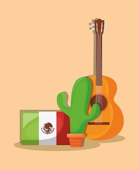 Mexico elementen