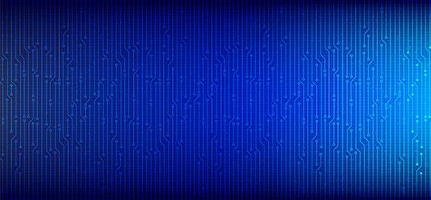 Microchip printplaat systeem achtergrond