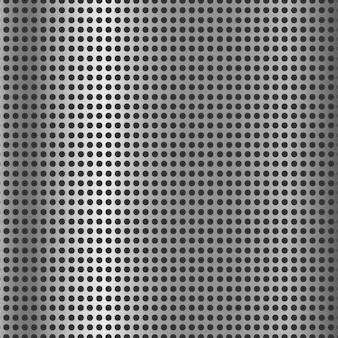 Microfoon textuur of achtergrond