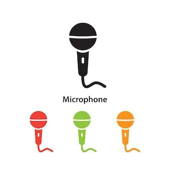 Microfoonpictogram