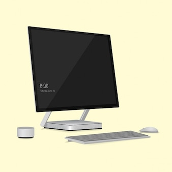 Microsoft studio computer