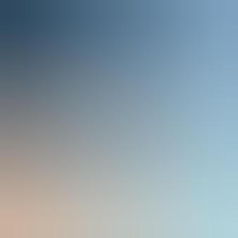 Middernachtblauw, blauwgrijs, kaki, babyblauwe gradiëntbehangachtergrond