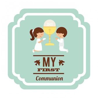 Mijn eerste communie
