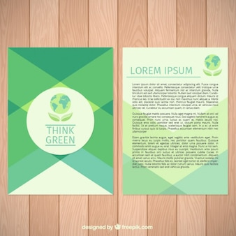 Milieu-brochure