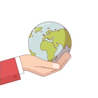 Milieu verantwoordelijkheid van het bedrijfsleven
