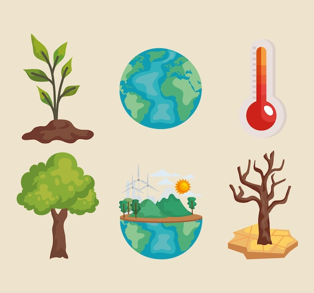 Milieuproblemen wereldwijd