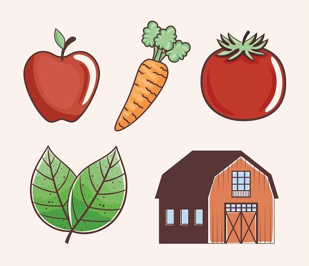 Milieuvriendelijke pictogrammen