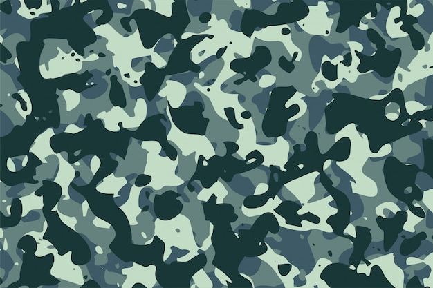 Militaire camouflage leger stof textuur achtergrond