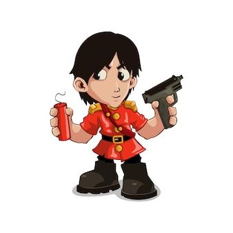 Militant karakter