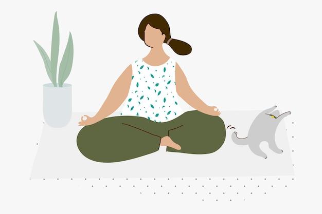 Mindfulness tijdens sociaal isolement covid-9 bewustzijn