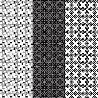 Minimaal geometrisch patroonpakket