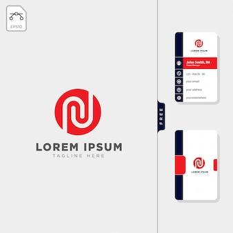 Minimaal n eerste logo
