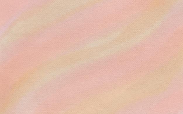 Minimaal papier textuur aquarel achtergrondontwerp Premium Vector