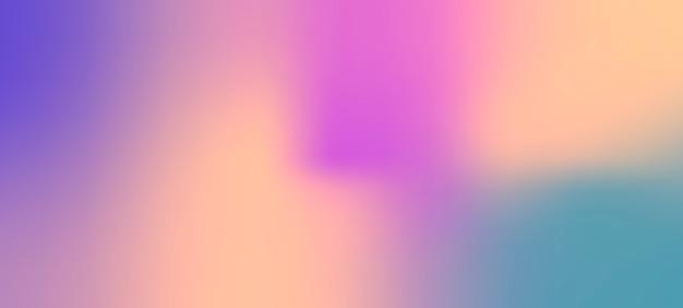 Minimale abstracte fuid holografie verloop achtergrond. vector sjablonen voor borden, banners, flyers, presentaties en rapporten