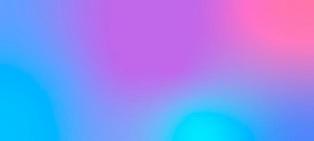 Minimale abstracte fuid holografie verloop achtergrond.