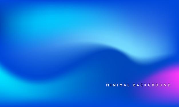 Minimale achtergrondkleur