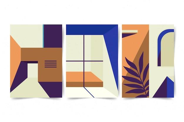 Minimale architectuurafdekkingen