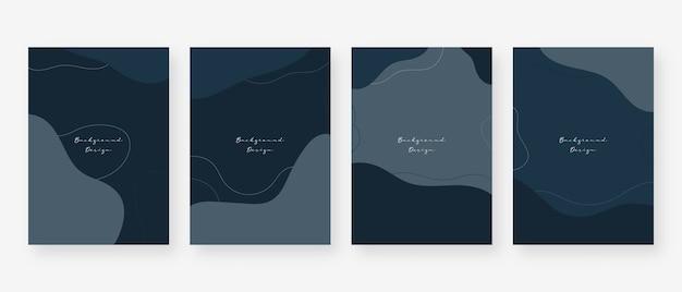 Minimale concept achtergrond. abstracte achtergronden met kopie ruimte voor tekst.