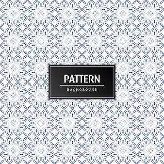 Minimale elegante naadloze patroon achtergrond