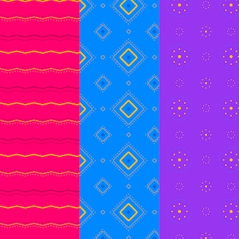 Minimale geometrische patroon set