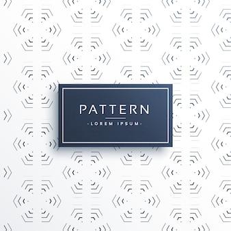 Minimale lijn abstracte patroon achtergrond
