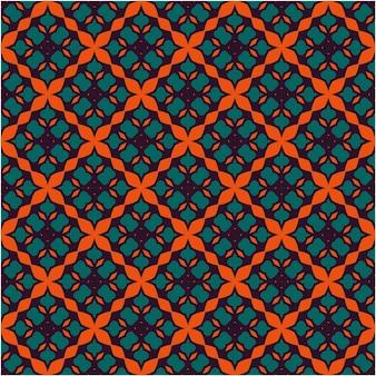 Minimalistisch abstract naadloos patroonontwerp