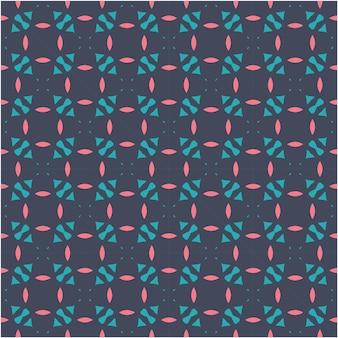 Minimalistisch batikpatroon met punten en krommelijn. batik vector achtergrond. traditionele sieraad. ornament voor stof, behang, verpakking. decoratieve print