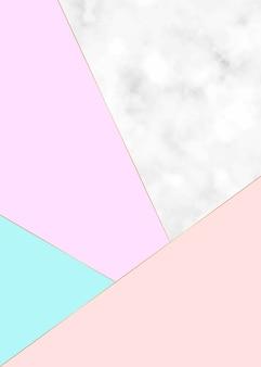 Minimalistisch marmeren textuur vectorontwerp