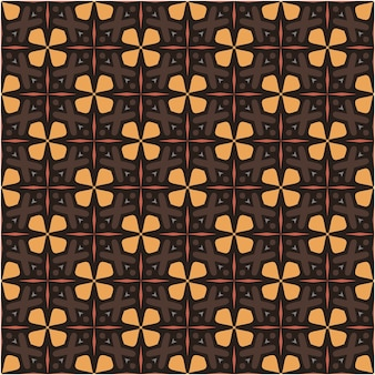 Minimalistisch naadloos abstract patroonontwerp