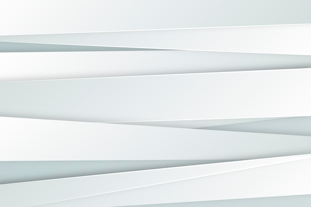 Minimalistisch wit abstract behang